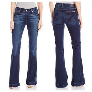 7 For All Mankind Dojo Jeans | 29
